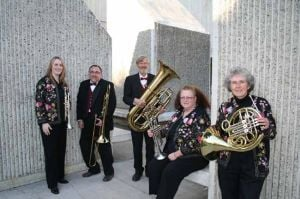 UAF brass group rings in holidays with trip to Italy
