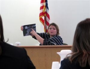Widow testifies at trial of man accused of shooting Hoonah policemen