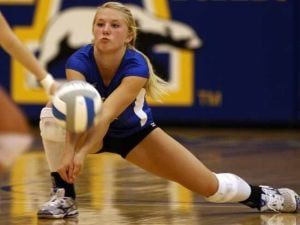 Last hurrah: Oddy, Stevens will end volleyball careers, but friendship endures