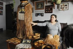 Ketchikan weavings a hit at Lower 48 venues