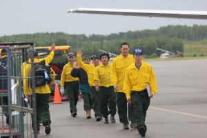 More Alaska fire crews head to the Lower 48