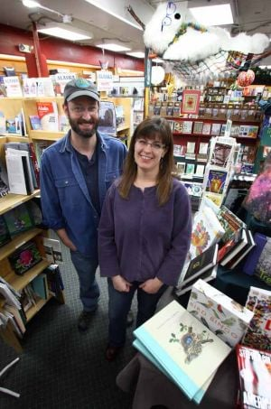New owners step in at Gulliver's Books in Fairbanks