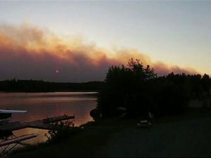 Alaska Wildfire Covers 10 Square Miles