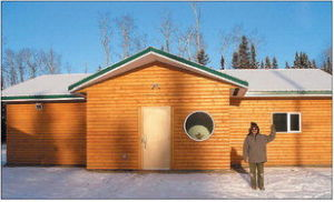 Rebuilding Eagle Village: Community rises anew from Yukon River ice, flood devastation