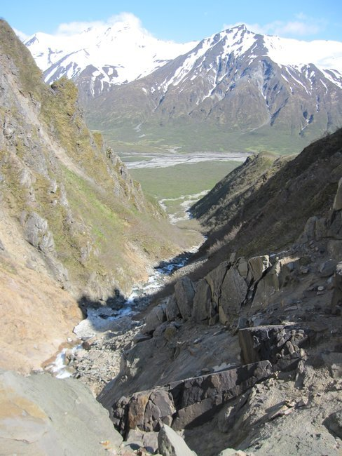 New testing puts Alaska dinosaurs at a much earlier period in history