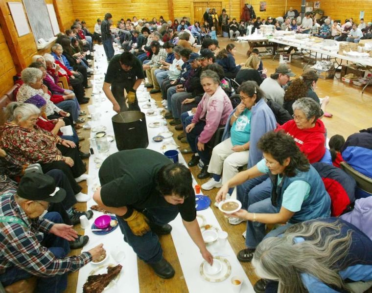 Potlatch: Perspectives on the Alaska way of life ...
