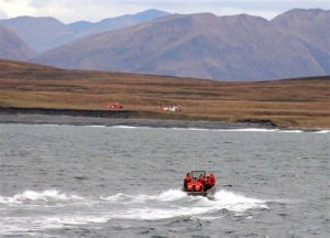 Kodiak-based Coast Guard crew rescued