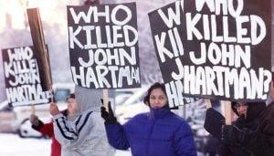 Men convicted in '97 Hartman murder win procedural battle in claim of innocence