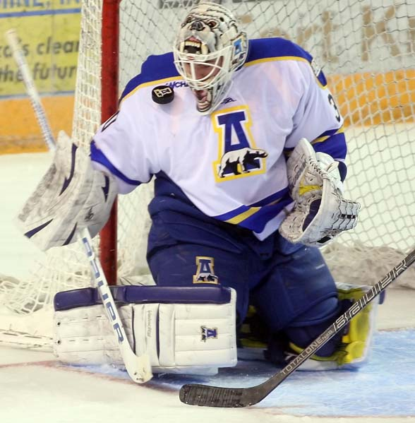 Nanooks Win When Jones Protects His Lair