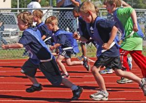 Alyeska Track and Field Games
