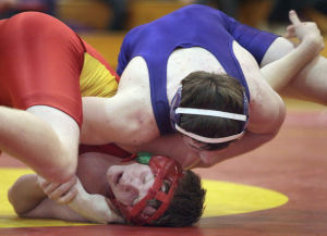 Lathrop wrestlers handle West Valley