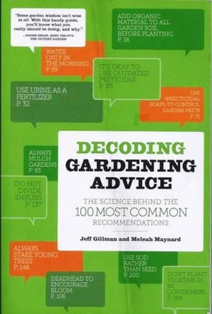 Myth-dispelling gardening book has become new go-to guide