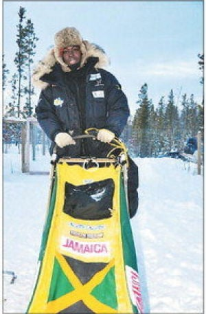 One love, one mush: How Newton Marshall came to lead the Jamaican dogsled team
