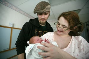One small leap: Fairbanks welcomes several babies on leap day