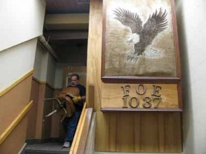 After 105 years, Fraternal Order of Eagles lose their nest in Fairbanks