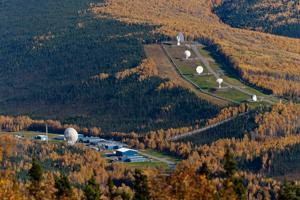 Fairbanks Command & Data Acquisition Station