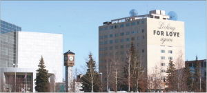 Fairbanks' empty, decaying Polaris Building looking for love