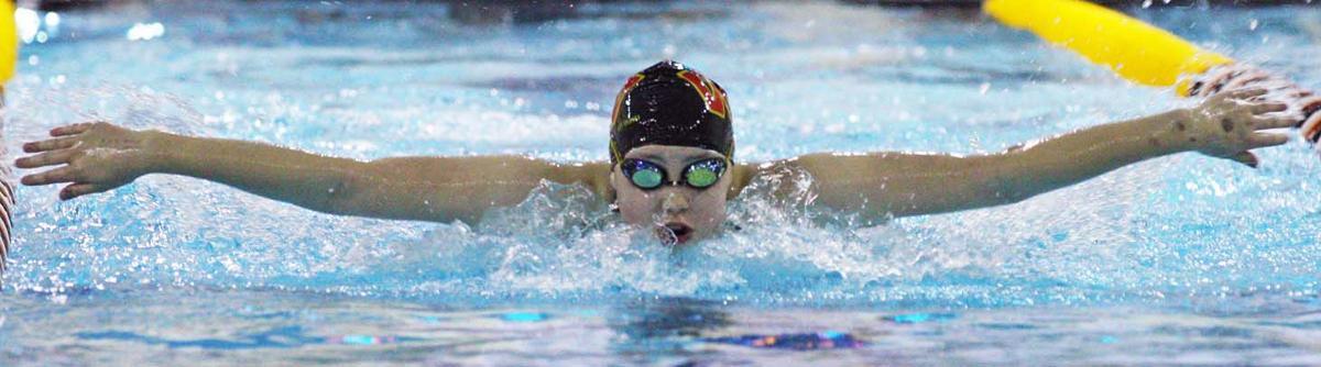 West Valley Swimmers Dominant In Region Vi Finals High School