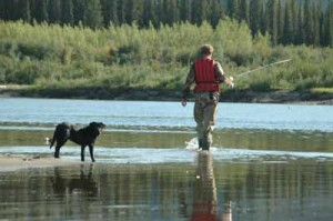 A week of fun, fish and family: floating the Yukon-Charley Rivers National Preserve