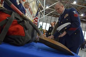 More than 900 attend Kodiak Coast Guard shooting memorial