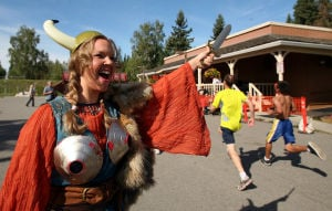 Valkyrie confusion: Runners take wrong turn near finish and add distance to 8K event