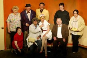 Review: Bright sunshine among clouds for 'The Sunshine Boys'