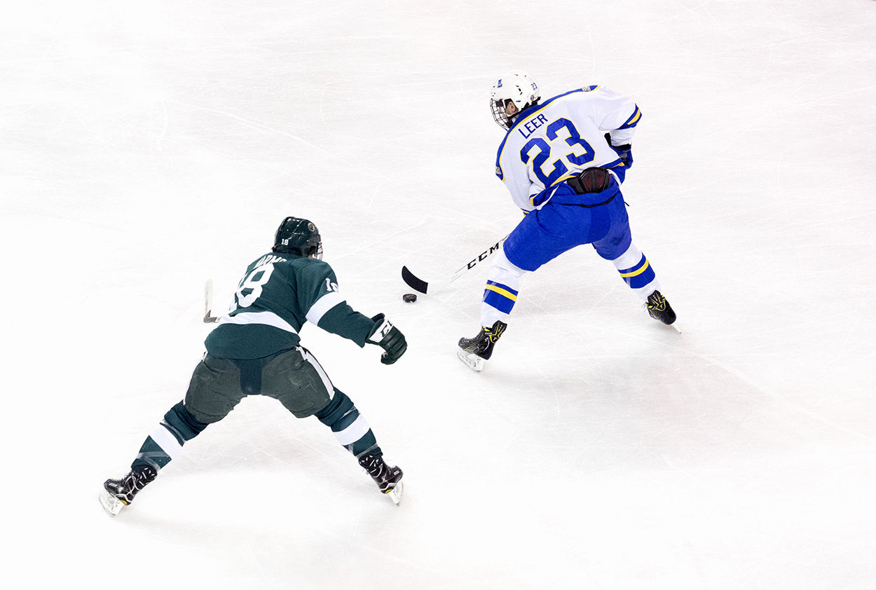 WCHA: Nanooks Hockey Bested By Bemidji State