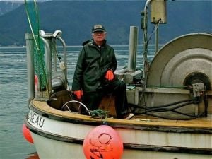 Juneau fisherman takes his case to preserve salmon runs to Washington