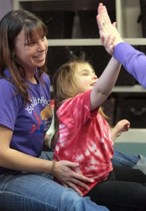 Delta Junction family copes with rare Rett syndrome