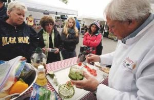 Chefs use Alaska farmers markets to boost local produce