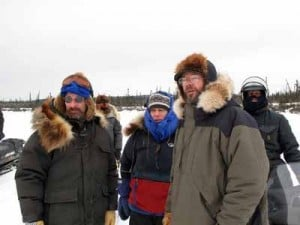 Dangerous ice the focus of Fairbanks research project