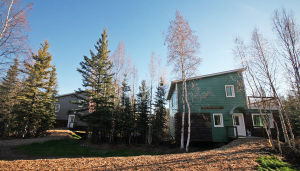 University of Alaska Fairbanks unveils its 'experiment' in sustainable student housing
