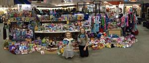 Fairbanks girl helps make stays more comfortable for kids at Seattle Children's Hospital