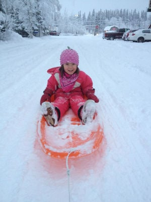 Fairbanks digs out from winter storm