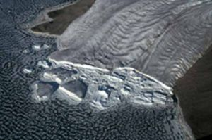 Northern Canada glaciers melting faster than in Alaska