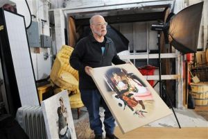 Ketchikan artist re-creates Rockwell approach