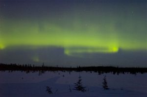 Travel-Alaska-Northern Lights