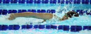 Alaska swimmers win two relays, four individual events