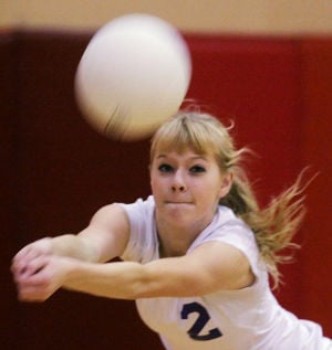 Lathrop spikers upset West Valley in five sets