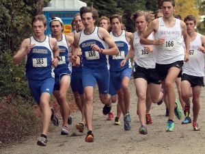 Nanooks cross country runners start season strong
