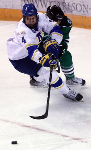Nanooks beat North Dakota: Gehon ends drought, nets game winner