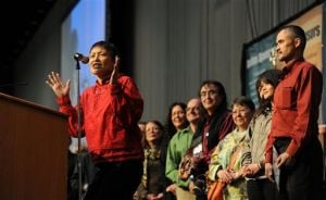 Two Fairbanks women honored at AFN convention