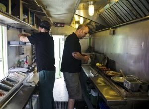 Food vendors around Anchorage are on the move