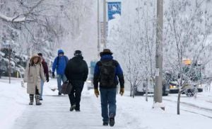 Still frigid in Fairbanks: Six low temperature records set in past week