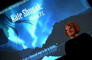 Alaska mystery writer's Kate Shugak may be headed for television