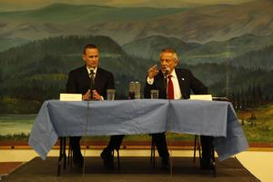 Two hopefuls compete for top Fairbanks police post