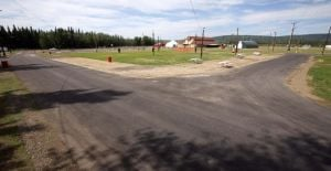 Paving Tanana Valley State Fairgrounds