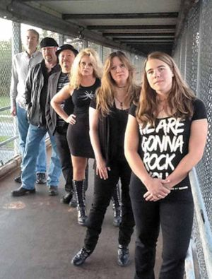 Fairbanks-based band Burnt Orange builds fanbase with its good-time grooves