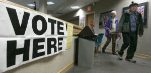 Election day today; local races includes mayor, borough assembly