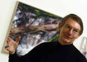 Fairbanks painter Kes Woodward wins Rasmuson art award